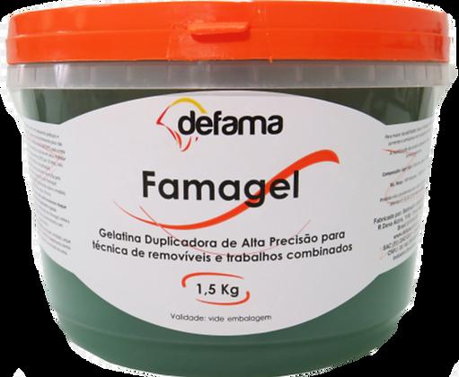 DUPLICADOR FAMAGEL AZUL 1,5KG DEFAMA
