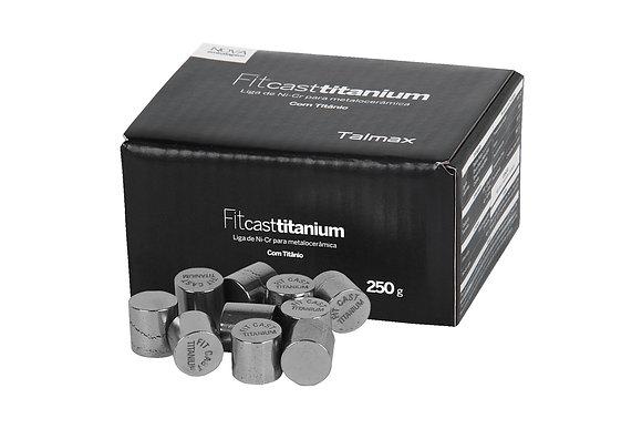 METAL FIT CAST TITANIUM 250 GR