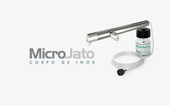 MICROJATO CORPO INOX BIOART