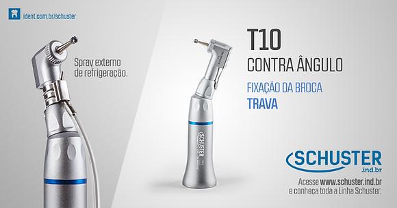 T10 – Contra Ângulo de Baixa Rotação