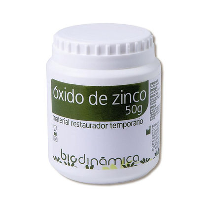 OXIDO DE ZINCO 50G BIODINÂMICA