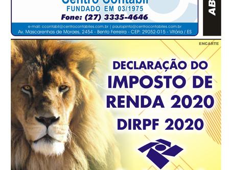 INFORMATIVO ABRIL/2020