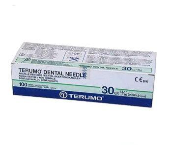 AGULHA GENGIVAL E.CURTA TERUMO C100
