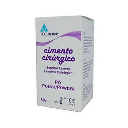CIMENTO CIRÚRGICO PO 50G TECHNEW