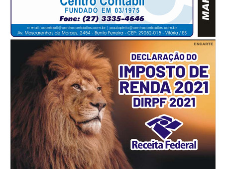INFORMATIVO MARÇO/2021