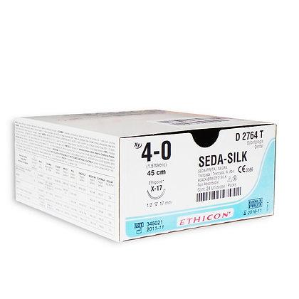 FIO AGULHADO SEDA C24 ETHICON