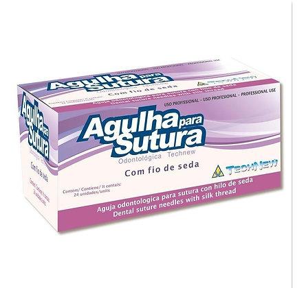 FIO AGULHADO SEDA CX C24 TECHNEW