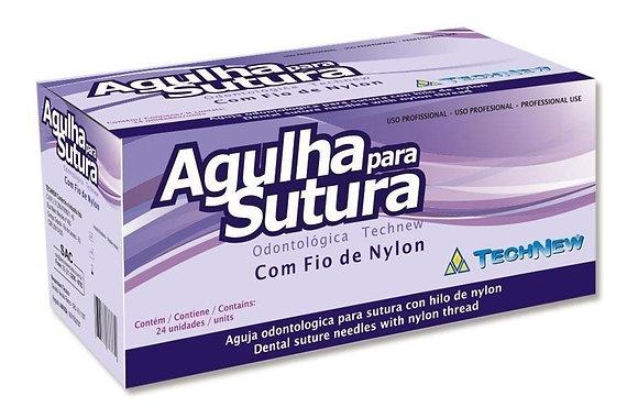 FIO AGULHADO NYLON CX C24 TECHNEW