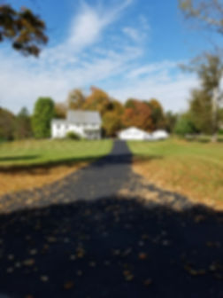 Washingtonville Sealcoating Driveway