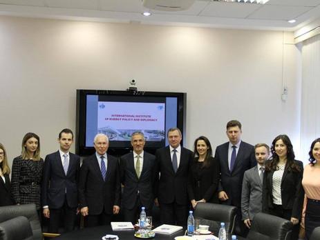 Мировой Энергетический Совет в МГИМО