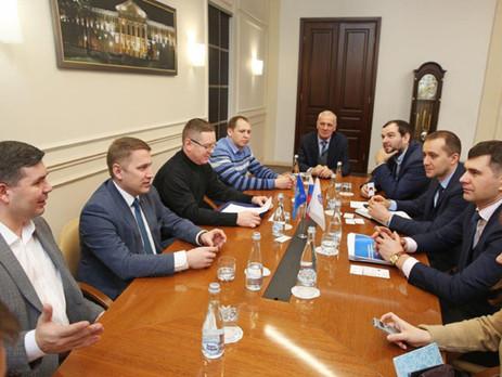 Представители концерна «Калашников»  приехали сс официальным визитом в томские вузы