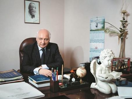 Ректор ГМПИ им. М.М. Ипполитова-Иванова Валерий Ворона: «Мы дали стране немало знаковых имен»