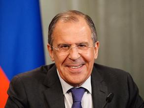 День рождения министра иностранных дел РФ