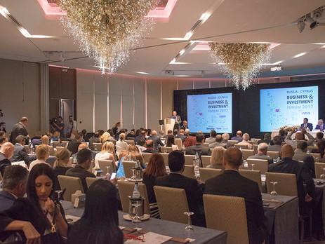 Российско-кипрский бизнес и инвестиционный Форум 2017