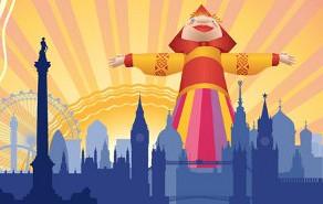 Британско-российский фестиваль Масленица прошел с успехом в Лондоне в онлайн формате