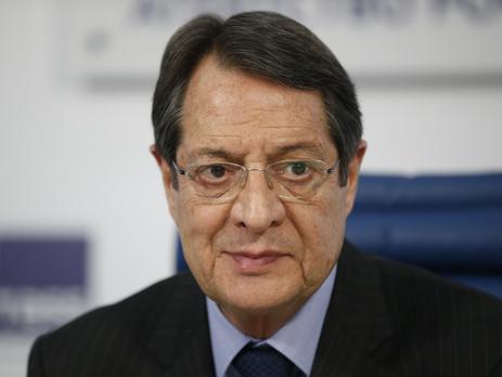Президент Кипра получил награду за укрепление дружбы с Россией