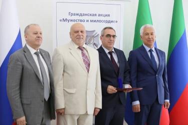 Председатель Сибирского Альянса с официальным визитом в Республике Дагестан.