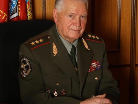 Шилов И.Ф. празднует 90летие