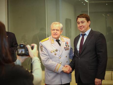 Председатель совета директоров Сибирского Альянса принял участие в онлайн конференции ВПА МПА