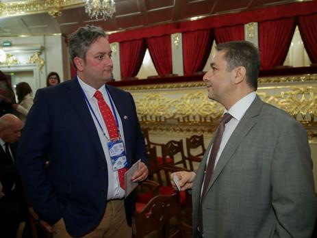 Представители делегаций форума «Развитие парламентаризма» побывали в Большом театре