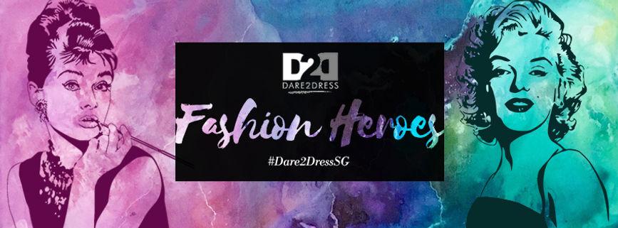 Dare2Dress 2017 campaign