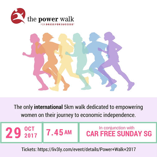 Power Walk 2017