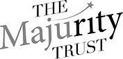The majurity trust logo-Stacked BW.jpg