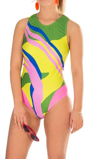 'RAINBOW ROCKET' Swimsuit