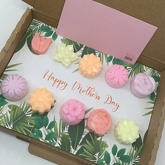 MOTHERS DAY- WAX MELT FLOWERS