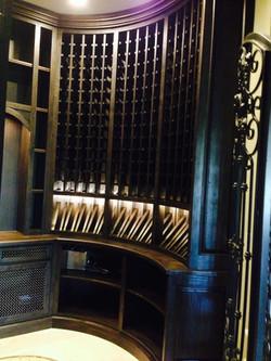 Walnut Wine Cellar 2
