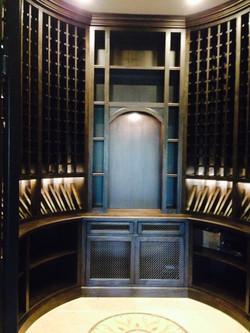 Walnut Wine Cellar 1