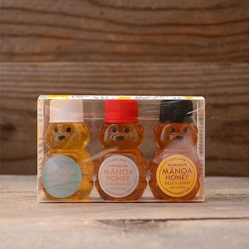 2oz Mini Bear Sampler Set