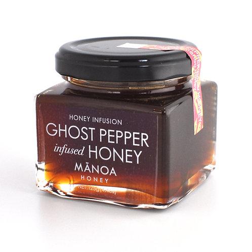 Ghost Pepper Infused Honey