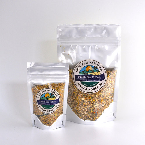 Hawaiian Fresh Bee Pollen