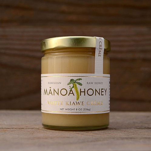 White Kiawe Creme Honey