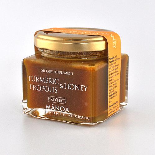 Turmeric & Propolis Honey