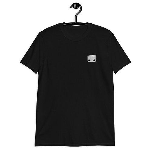 Clipper Blade Short-Sleeve Unisex T-Shirt