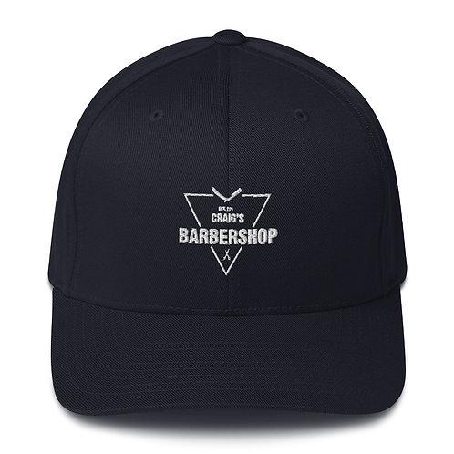 Logo Structured Twill Cap