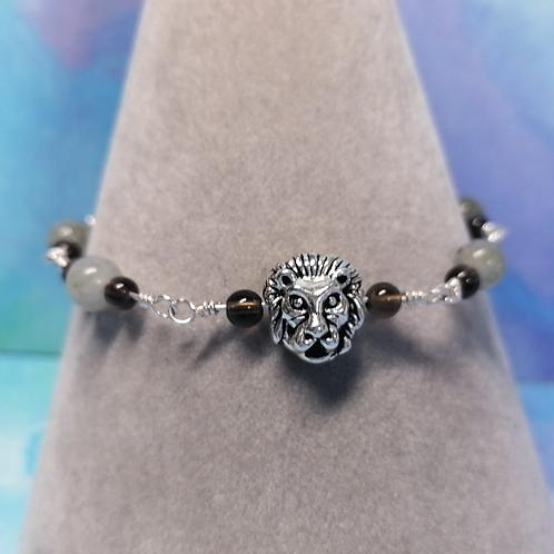 Lions protection bracelet - Ladies