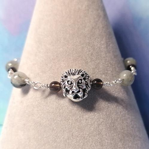 Lions protection bracelet - Ladies small