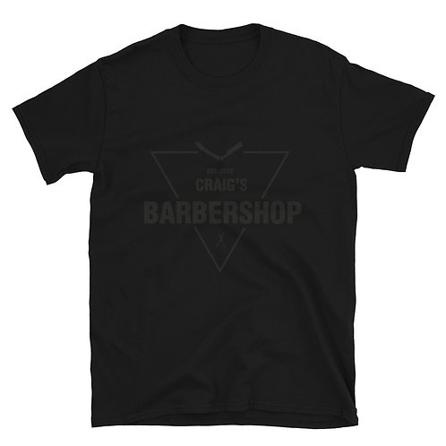 Blackout Short-Sleeve Unisex T-Shirt