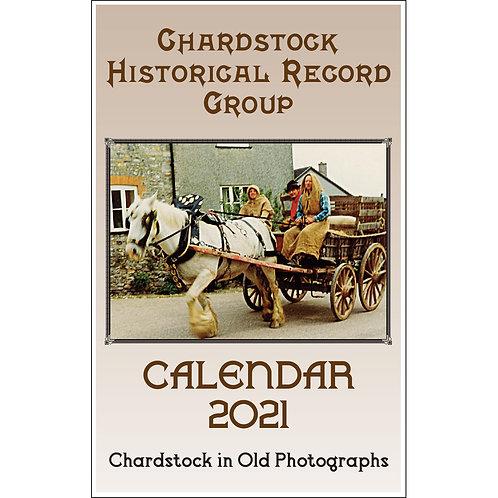 Chardstock Calendar 2021