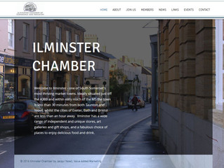 New Chamber Website almost ready for launch