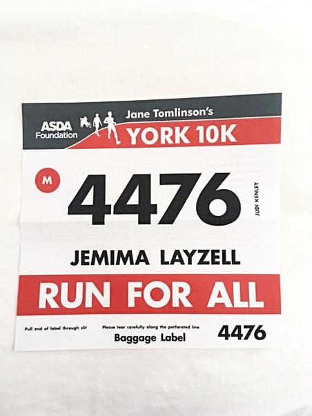 Judi Reaches £1,958 Target!