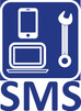 SMS new website and logo