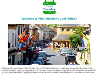 June's First Tuesday Newsletter