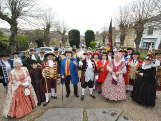Somerset Day Ilminster Saturday 11th May