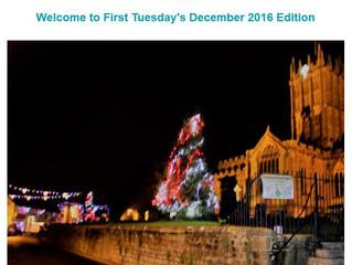 December's First Tuesday Newsletter