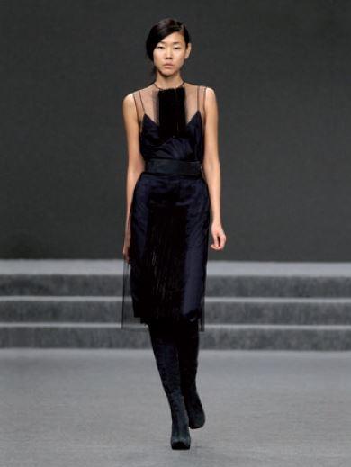 Bobbinet Dress