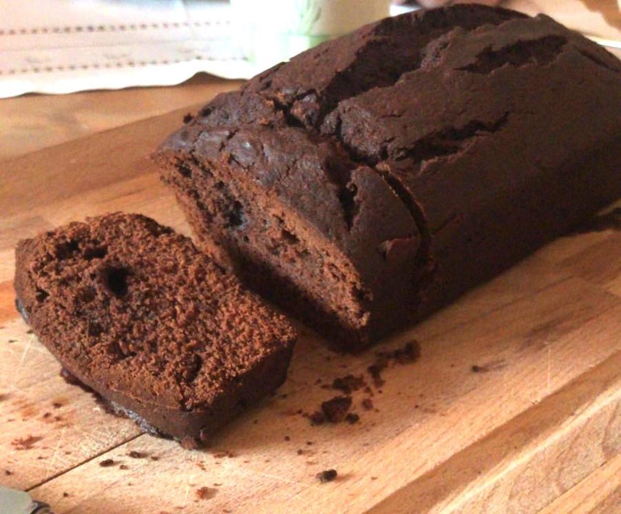 lockerer Schokoladenkuchen